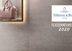 Villeroy & Boch Fliesenneuheiten 2020