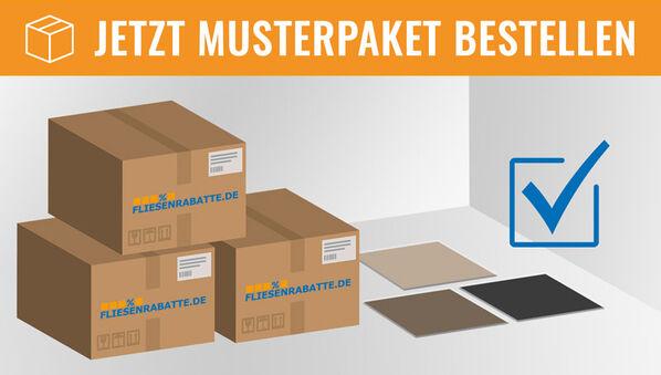 Jetzt Musterpaket bestellen bei Fliesenrabatte.de