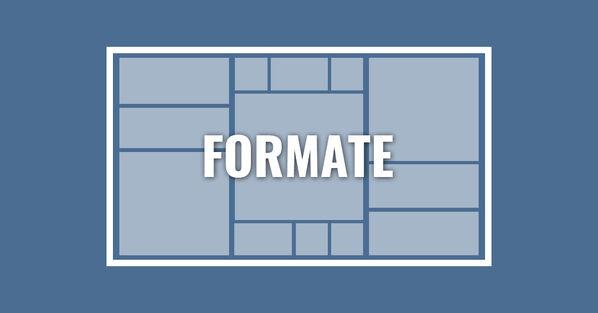 Terrassenplatten Formate
