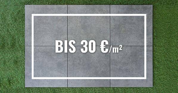 Terrassenplatten bis 30 EUR