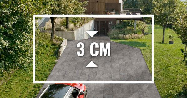 Terrassenplatten 3cm