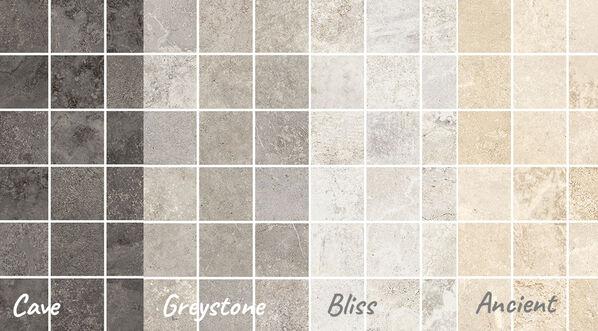 Ceramicvision Old Stone Mosaikfliesen Auswahl