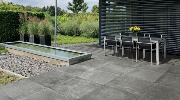 Outdoor Beton 90x90