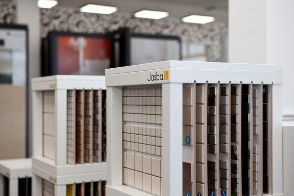 Fliesenrabatte Fliesenausstellung Dortmund - Mosaike von Jasba