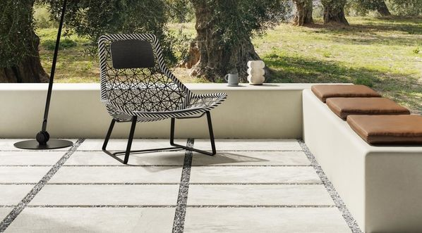 Del Conca Lavaredo2 Outdoor Terrassenplatten