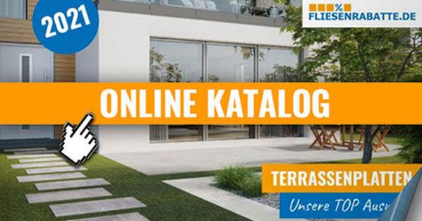 Terrassenplatten Online Katalog 2021