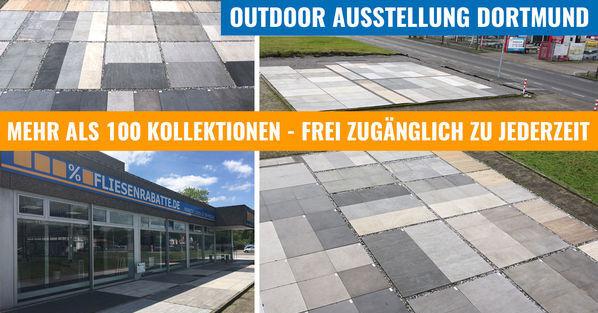 Terrassenplatten Ausstellung Dortmund