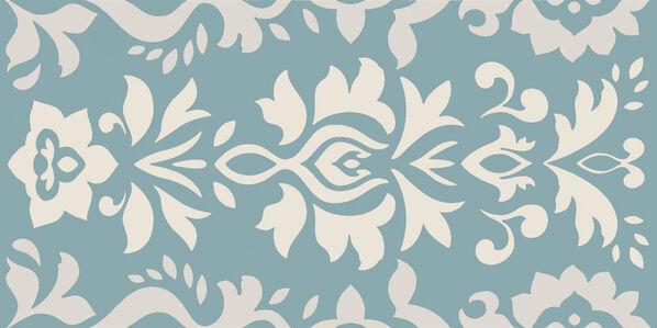 Villeroy & Boch, Cherie, Dekor Seladon Eine kräftige Farbe und royale Dekorelemente: Seladon ist ein modernes Dekor im Retro-Stil.