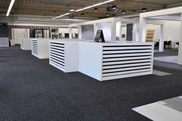 Fliesenrabatte 800 m² Ausstellung in Münster 2