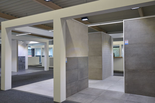 Fliesenrabatte.de Fliesenausstellung Münster Bild 4