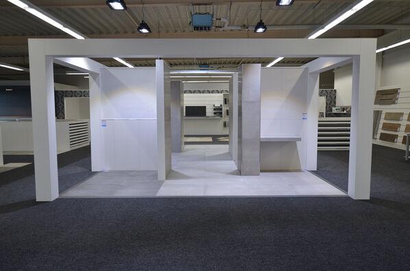 Fliesenrabatte 800 m² Ausstellung in Münster 3