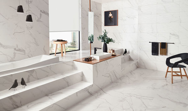 Precious von Love Tiles ist eine flexible Serie, die für viele Einsatzbereiche im Haus verwendet werden kann.