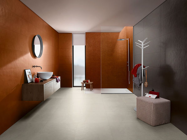 Love Tiles Splash in Orange bringt eine kreative Note in Ihr Zuhause!