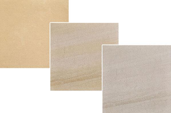 Love Tiles Canyon Fliesen in allen drei Farben wirken leicht und warm: Perfekt für mediterrane Ambiente.