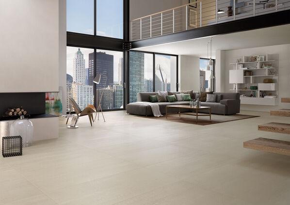 Villeroy & Boch Pure Line als Wandfliesen und Bodenfliesen für elegante Innenbereiche.