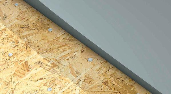 Faserfließspachtel für Holzboden