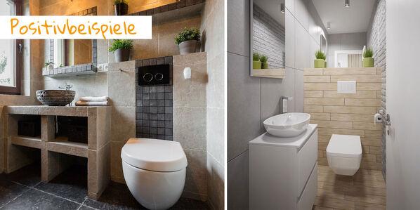 Die 8 besten Gäste WC Lösungen - Gestaltungsideen