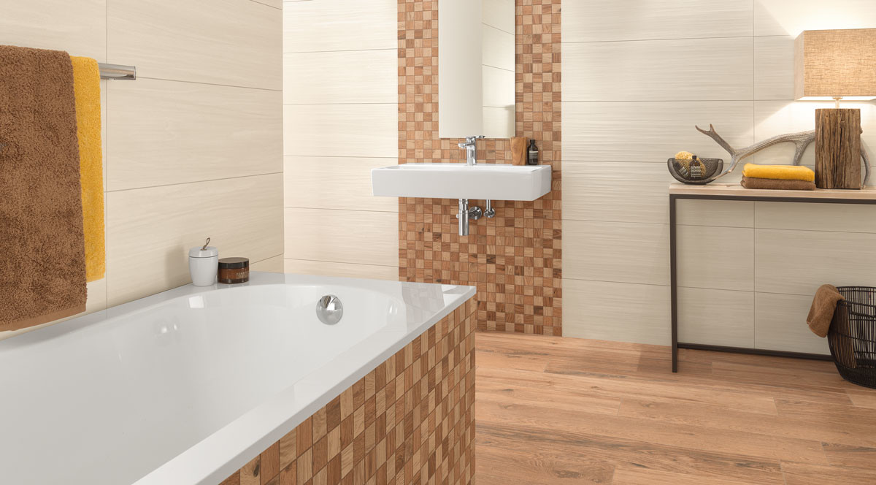 Diese Serie ermöglicht moderne Raumgestaltung mit natürlicher Holzoptik und erschafft eine besondere naturnahe Atmosphäre.