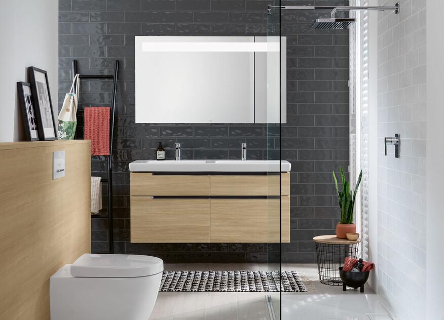 Urbantones überrascht mit kühlen und warmen Farbnuancen, die je nach Raumkonzept individuell gestaltet werden können.