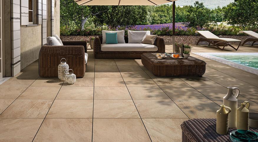 Villeroy & Boch Outdoor Tiles Terrassenplatten