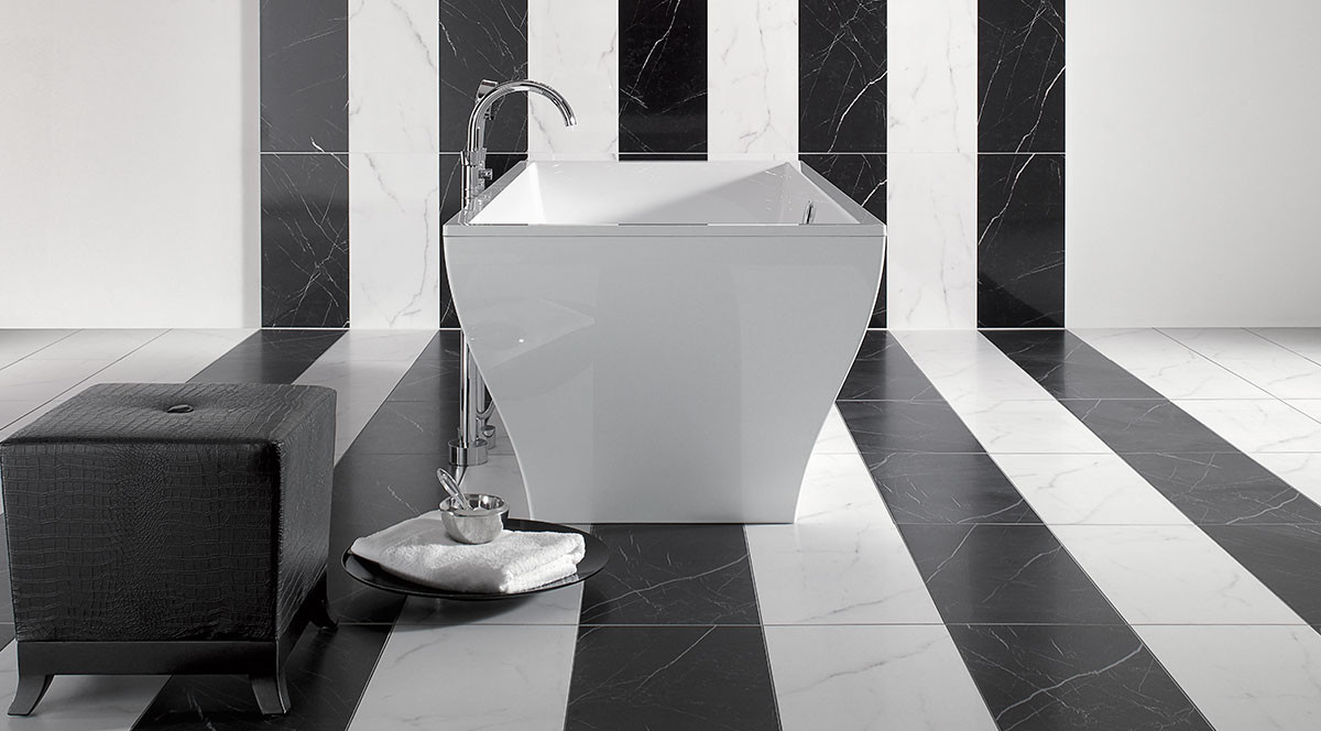 Villeroy & Boch New Tradition Bianco Nero