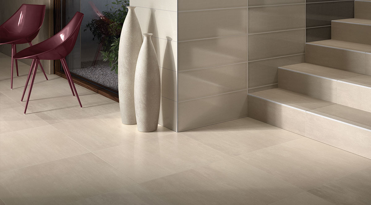 Villeroy & Boch Unit Four Treppe
