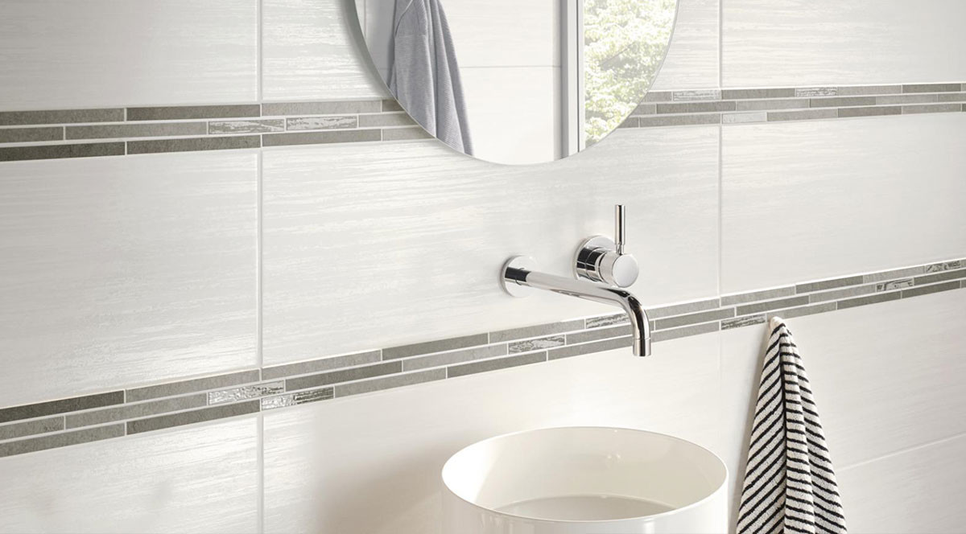 Steuler Belt Badezimmer Detail