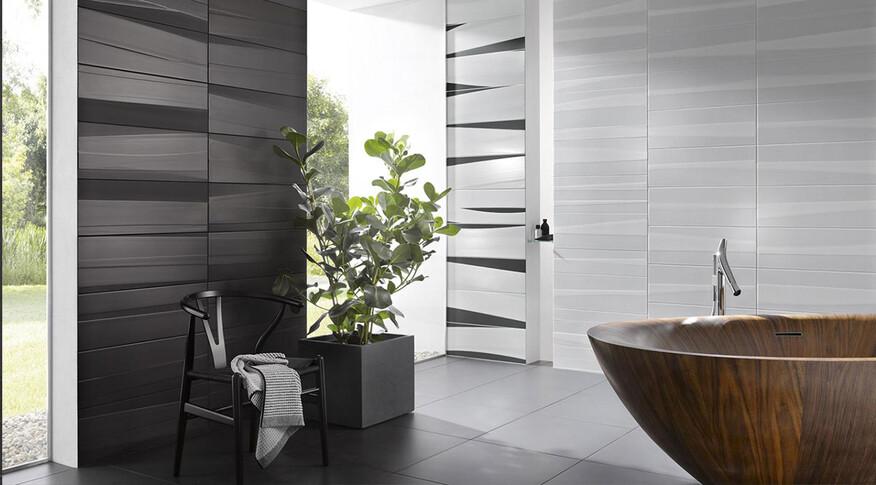 Steuler Glazes Badezimmer