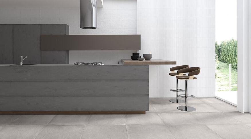 Der Küchenspiegel: Effektvolle Fliesen für die Küche