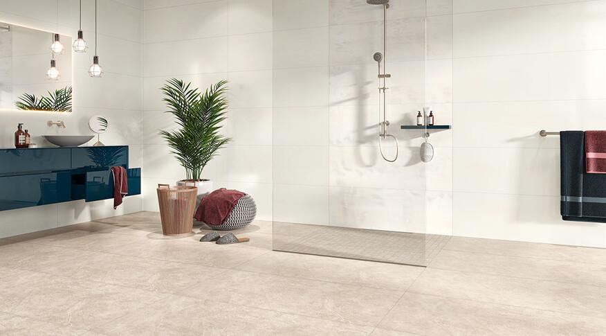 Steuler Fliesen Paint Badezimmer 40x120
