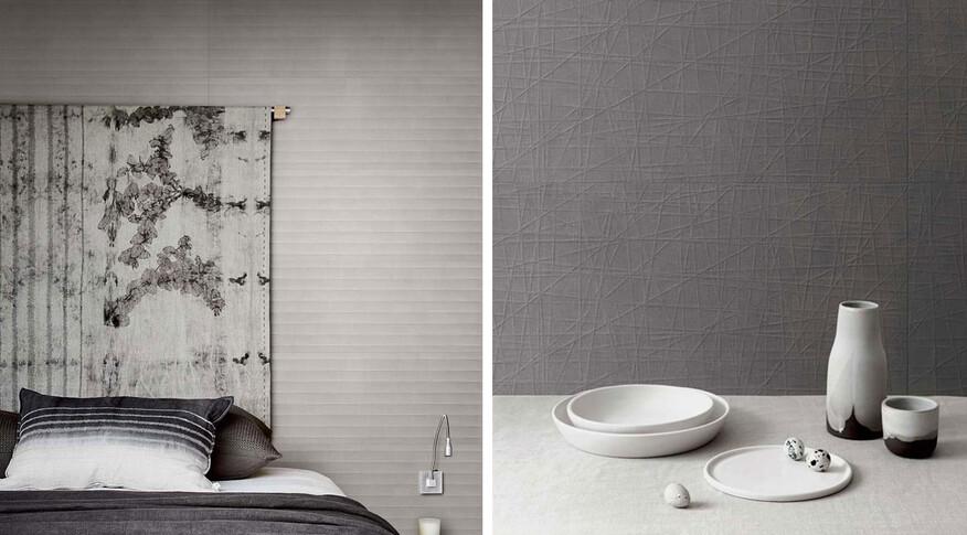 marazzi fabric 40x120 3d fold hemp und wool