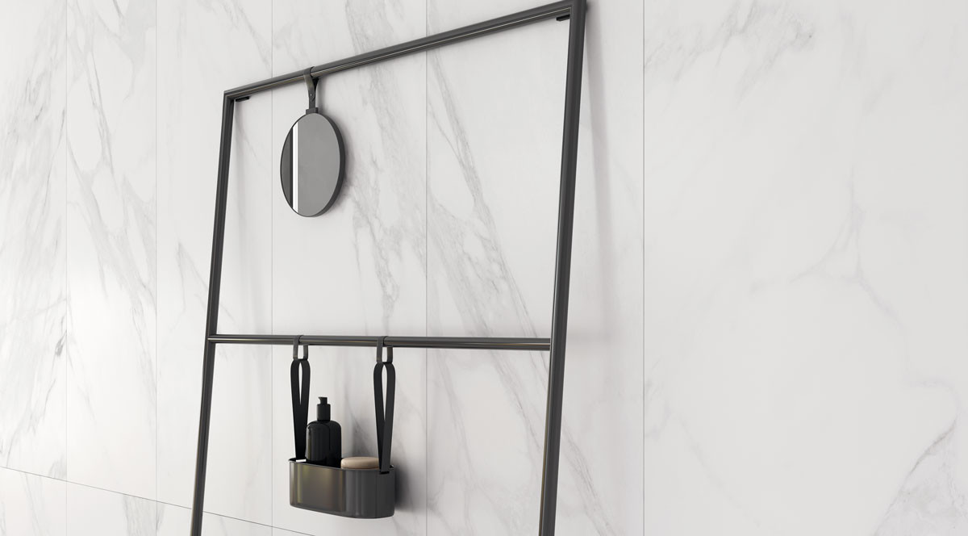 Steuler Fliesen Marble Marmoroptik Badezimmer
