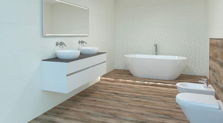 ceramicvision woodtrend iroko 30x120