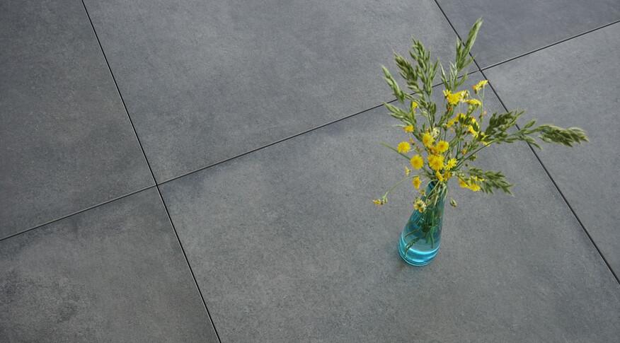 Marazzi Cotto Toscana Grigio Scuro 60x60 Terrassenplatte 3