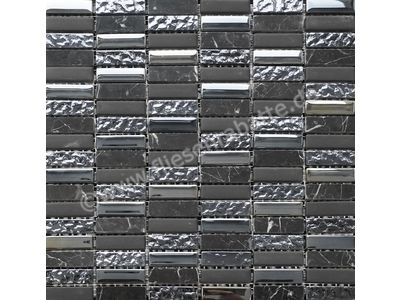 Ugo Collection Stone stone mix black 30x30 cm STONE MIX BLACK | Bild 1