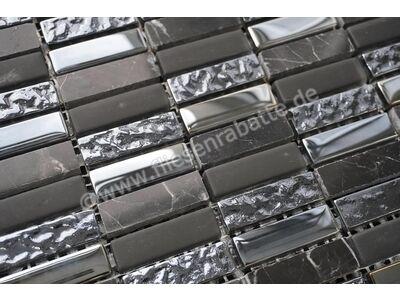 Ugo Collection Stone stone mix black 30x30 cm STONE MIX BLACK | Bild 2