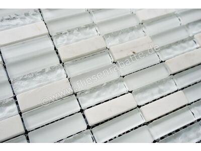 Ugo Collection Stone stone mix white 30x30 cm STONE MIX WHITE | Bild 2