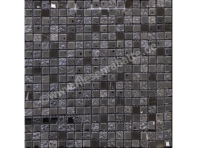 Ugo Collection Mosaik mix black 30x30 cm MIX BLACK   Bild 1