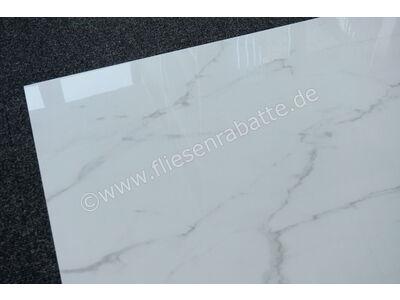 Enmon Statuario Statuario marmoriert 100x100 cm AC90003 | Bild 7