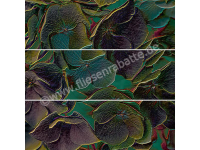 Villeroy & Boch Rocky.Art magical blue 33x99 cm 1333 CB66 0   Bild 4