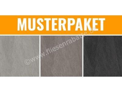 ceramicvision N-Stone light grey dark grey slate 30x30 cm MPNstone1 | Bild 1