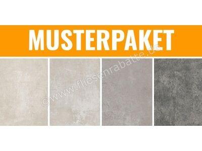 Villeroy & Boch Atlanta alabaster white foggy grey concrete grey night grey 30x30 cm MPAtlanta2 | Bild 1