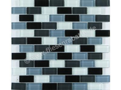 Agrob Buchtal Tonic schwarz weiß 30x30 cm 060534
