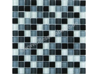 agrob buchtal tonic schwarz weiss mosaik xcm
