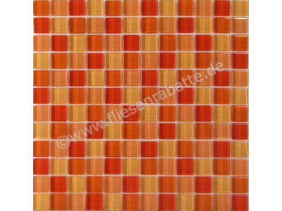 Agrob Buchtal Tonic orange mix 30x30 cm 069860