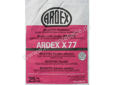 Ardex X 77 MICROTEC Flexkleber 54060
