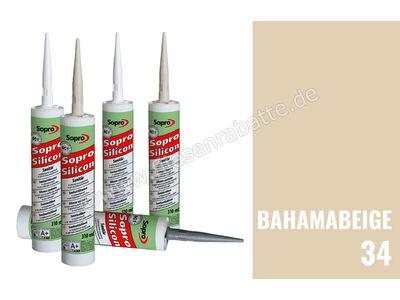 Sopro Bauchemie Silicon SanitärSilicon 053-71   Bild 1