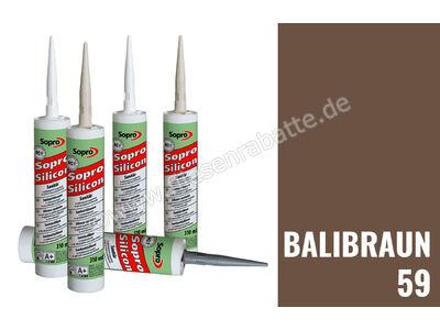 Sopro Bauchemie Silicon SanitärSilicon 056-71 | Bild 1