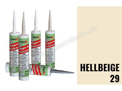 Sopro Bauchemie Silicon SanitärSilicon 054-71 | Bild 1