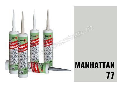 Sopro Bauchemie Silicon SanitärSilicon 033-71 | Bild 1